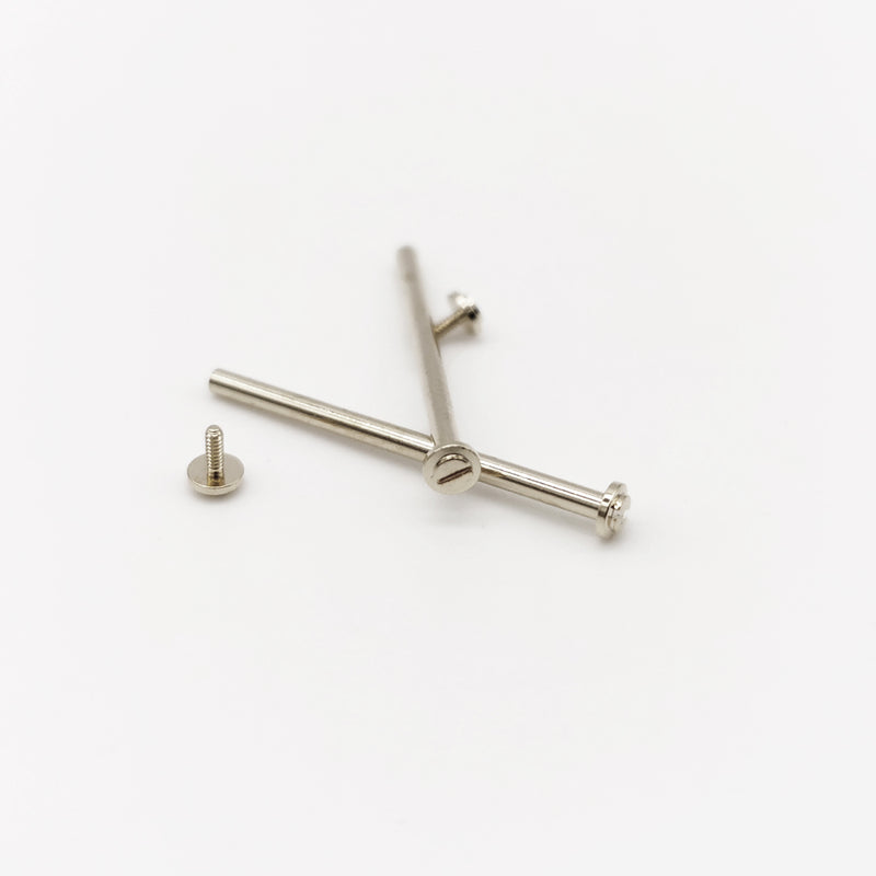 8mm à 28mm  | Raccords - Barres et vis filetés | Silver | Ø 1.2mm |