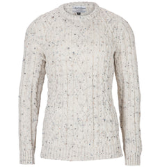 Jarvis - Aran Nepp Jumper Sweater - Pure British Wool