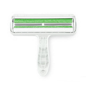 High efficient 2-Way pet hair remover roller
