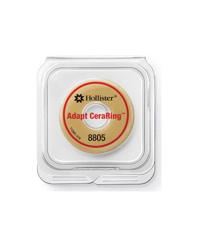 Hollister Adapt CeraRing Flat Barrier Rings - 10 per box