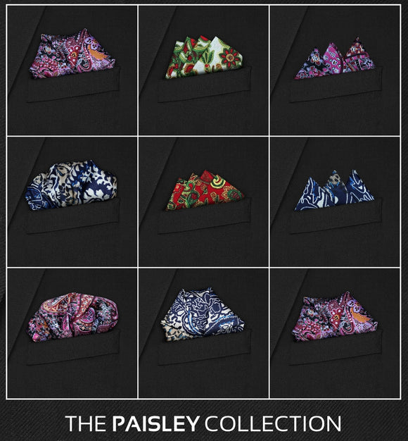 The Paisley Collection - Hankyz.com