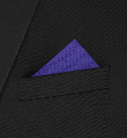 Belgravia - triangle dark purple