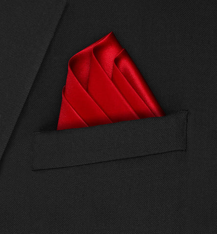 Mayfair - Four fold red