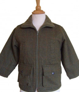 Boys Tweed Jacket