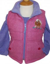 Load image into Gallery viewer, Ponies Tweed Gilet