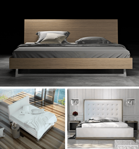 EXCLUSIVE & MODERN BEDS COLLECTION
