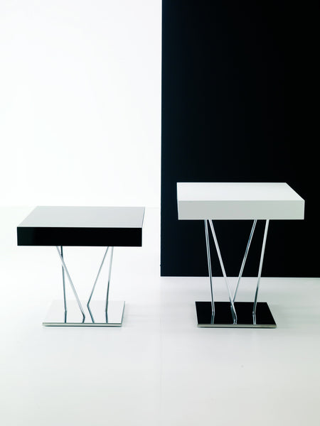 GINGER CASUAL TABLE - White