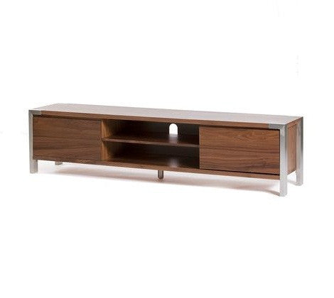 WINTON TV TABLE LARGE - Walnut