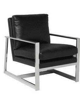CHRISTOPHER LOUNGE CHAIR