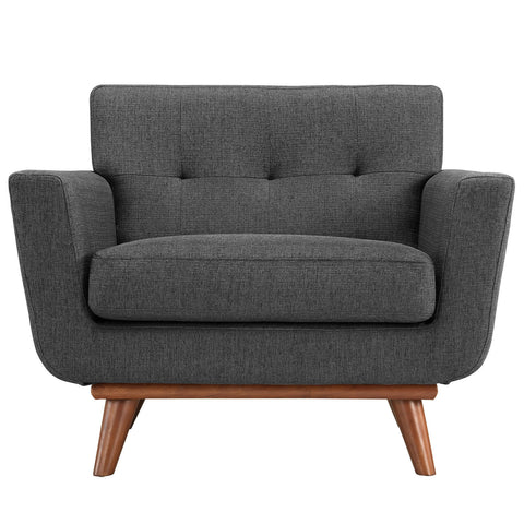 ENGAGE ARMCHAIR - Gray