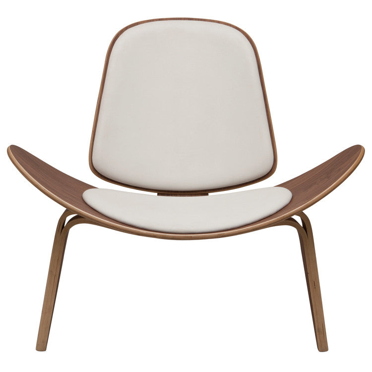 ARTEMIS LOUNGE CHAIR White