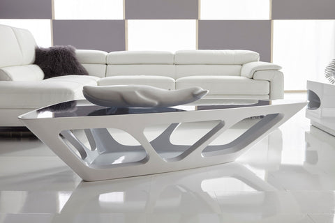 MAX COFFEE TABLE   White