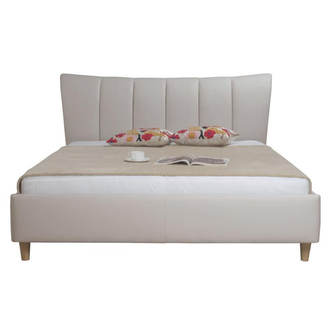 KILEY BED - Taupe
