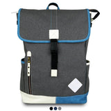 Palette Flaptop Daypack Assorted Colors