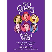 """50 Queers That Changed The World"" Book"
