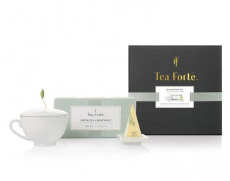 Tea Forte Rejuvination Gift Set