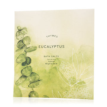 Thymes Eucalyptus Bath Salt Envelope