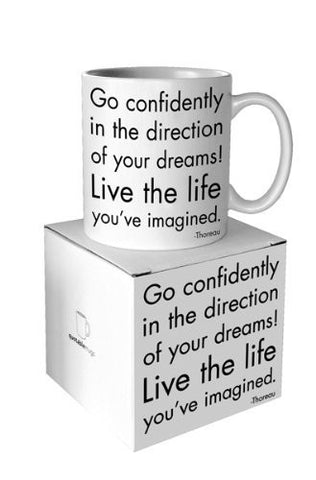 Go Confidentially Mug