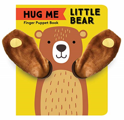 Hug me, Little Bear Board Book