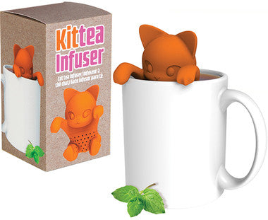 """Kit-tea"" Tea Infuser"