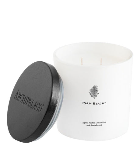 "Archipelago Botanicals ""Palm Beach"" Candle"
