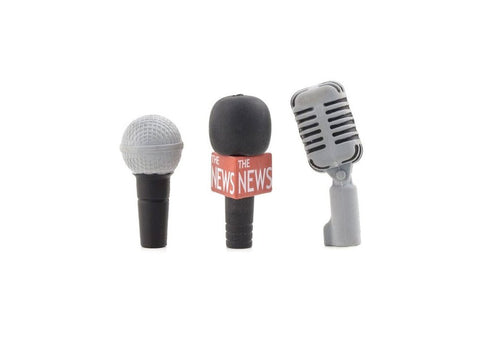Microphone Erasers