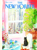 """Cat's Eye View"" - New Yorker Puzzle"