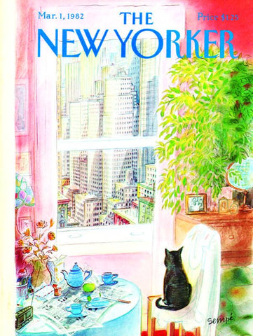 Cat's Eye View - New York Puzzle