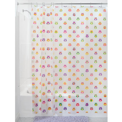 Owlz Shower Curtain