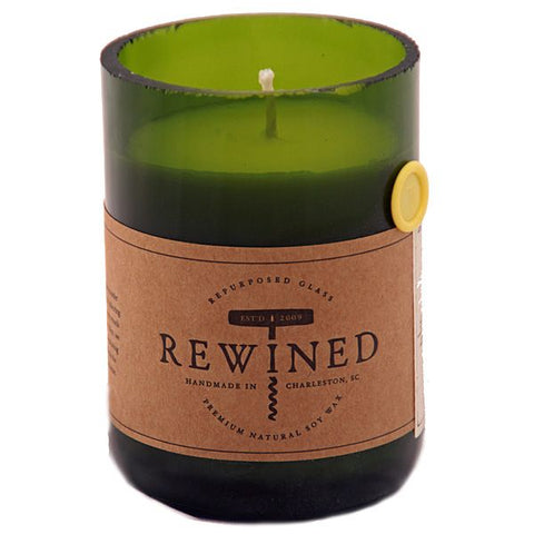 Rewined Candle - Pinot Grigio
