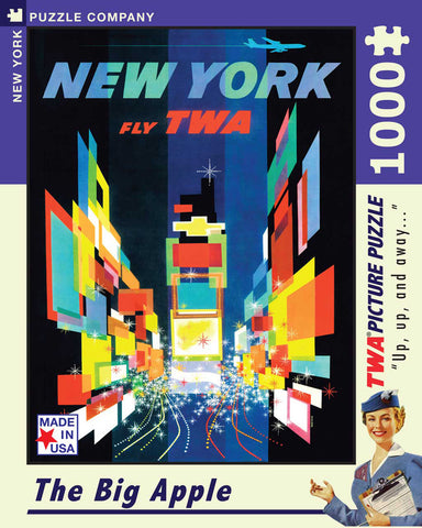 """The Big Apple"" Puzzle"
