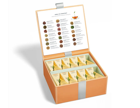 "Tea Forte ""Herbal"" Assortment Tea Chest"