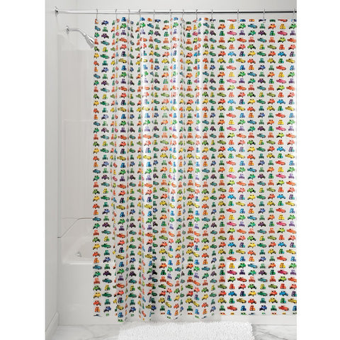 Trucks Shower Curtain