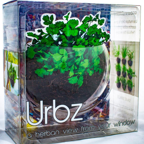 """Urbz"" Edible Garden Wall Planter"