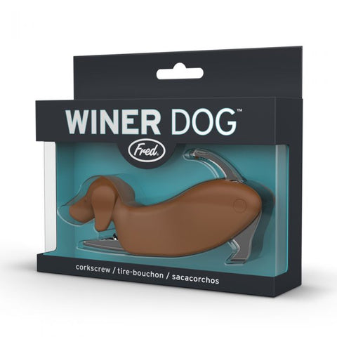 Winer Dog Corkscrew