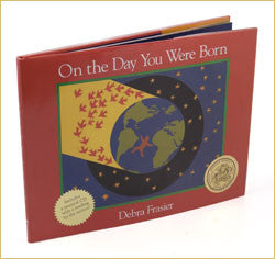 On The Day You Were Born Baby Book