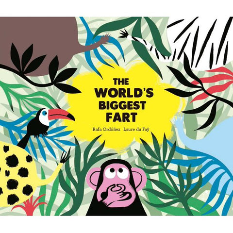 """World's Biggest Fart"" Book"