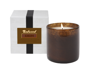 REDWOOD / Den Lafco House & Home candle