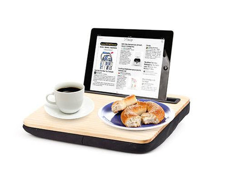 """ibed"" Cushioned Lap Desk"