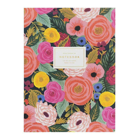 "Rifle Paper ""Juliet Rose"" Memoir Notebook"