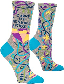 """I Love My Asshole Kids"" Women's Socks"