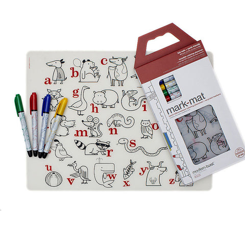 ABC Placemat & Market Set