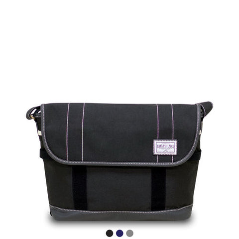 PALETTE COMMUTER MESSENGER (Black)