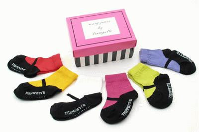 Maryjane Baby Girls Shoe Socks by Trumpette