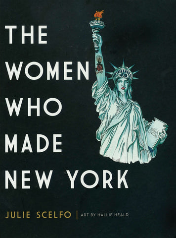 """The Women Of New York"" Book"