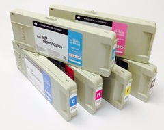 HP 9000 - Designjet ECO 6 pack Ink Set