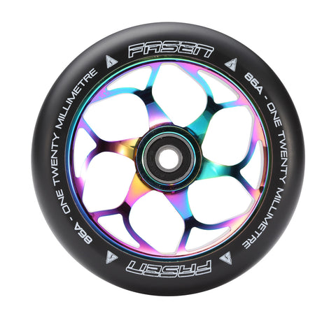 Fasen 120mm Wheel - Shop Mothership  - 1