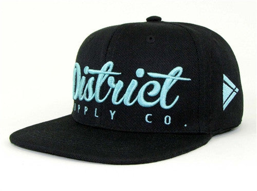 District Supply Co Script Hat - Mothership