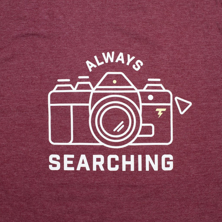 Tilt Always Searching Tee - Mothership
