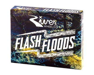 River Flash Floods Bearings (4 Pack) - Shop Mothership  - 3